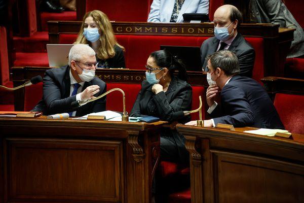 Olivier Falorni, député de Charente-Maritime, n'a pas convaincu le ministre de la santé à l'Assemblée Nationale.