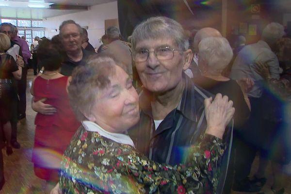 Anne-Marie et Roger