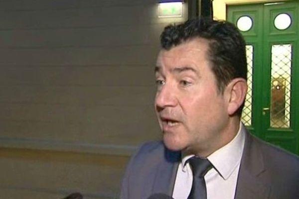 Richard Jacob, conseiller municipal à Auxerre