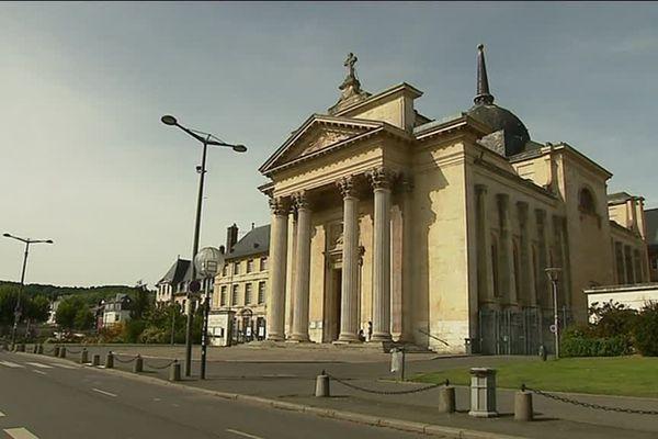 La préfecture de Seine-Maritime à Rouen.