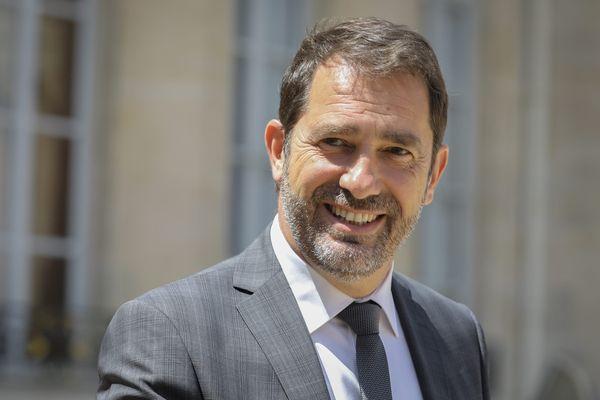 Christophe Castaner, député des Ales-de-Haute-Provence, élu à la tête de La République en Marche