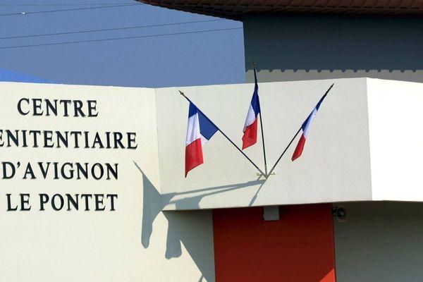 Illustration. Le Centre pénitentiaire du Pontet, à Avignon (Vaucluse).