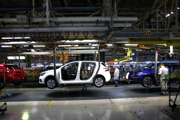 D'autres modèles bientôt sur les chaînes de production de PSA Sochaux et Mulhouse