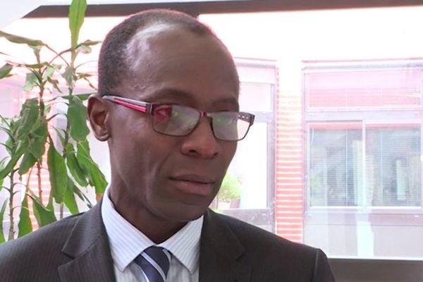 David Alapini, président du conseil de l'ordre des pharmaciens Hauts-de-France, alerte sur la responsabilité de chacun face à l'épidémie.