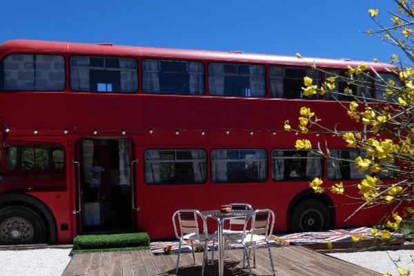 """Le """"bus love"""" à retrouver à Carnoules dans le Var"""