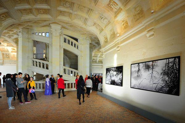 Expo Bae Bien-U au château de Chambord
