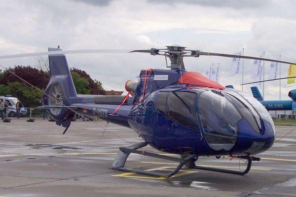 Eurocopter EC 130 : C'est un appareil de ce type qui s'est écrasé aujourd'hui à Bart (25)