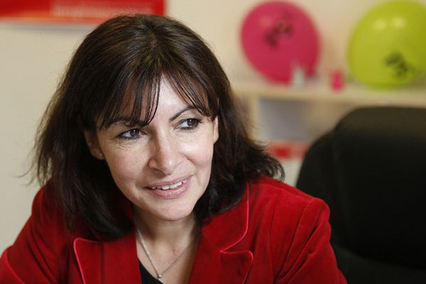 Anne Hidalgo est la première adjointe au Maire de Paris depuis 2001