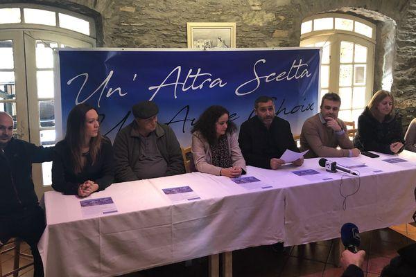 L'actuelle opposition municipale à la mairie de San-Martino-di-Lota présente une liste aux élections municipales 2020.