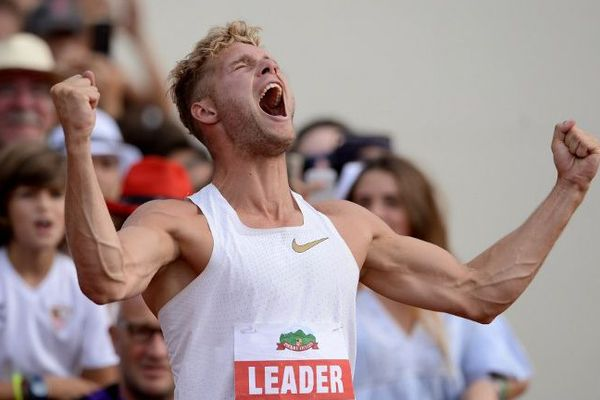 Kevin Mayer avait battu le record du monde du décathon à Talence le 16 septembre 2018