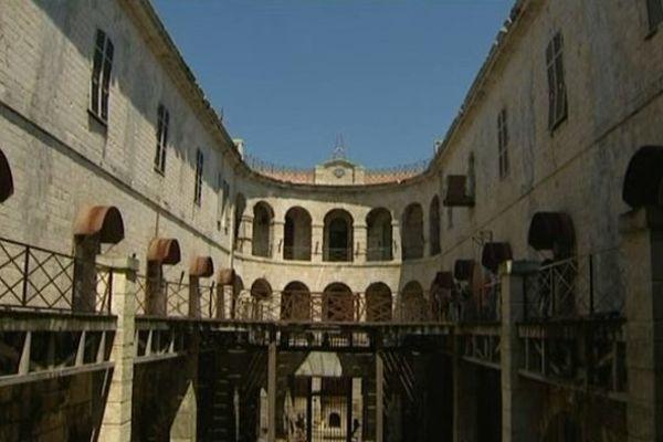 A l'intérieur de Fort-Boyard