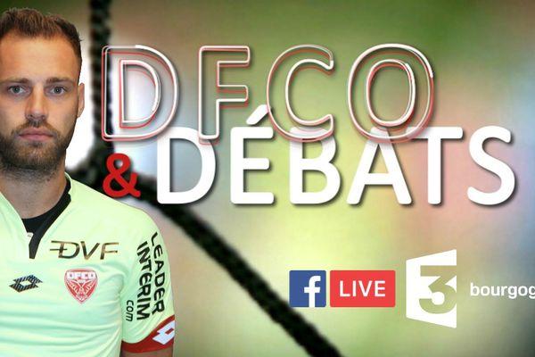 Posez-vos questions en direct à Baptiste Reynet, mercredi 19 octobre à 20 heures, dans DFCO & Débats.