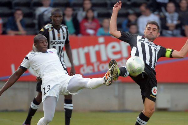 Angers SCO partage les points avec Châteauroux (1-1)