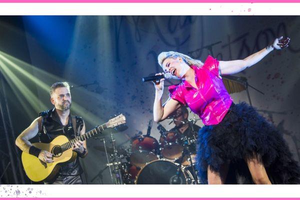 Jérôme Finel et Mag Hantson sont les co-auteurs de la chanson Tears in the sea, qui parle du harcèlement scolaire.