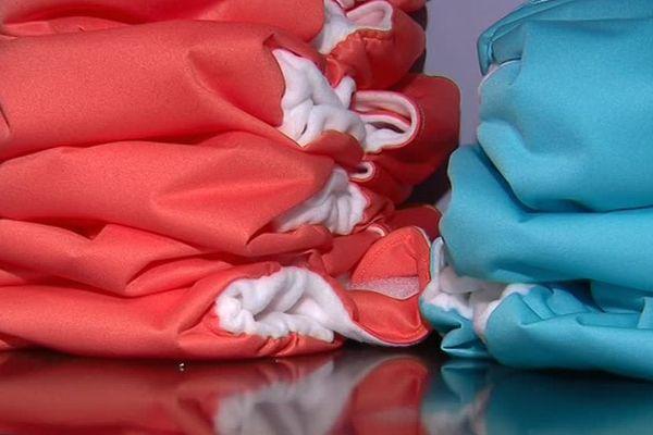 Les couches lavables. Un service de blanchisserie est également proposé - 2019.