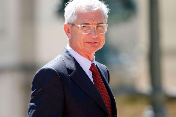 Claude Bartolone, président de l'Assemblée nationale et tête de liste PS aux régionales en Ile-de-France