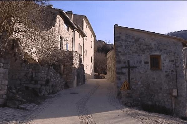 Teyssière, le vieux village