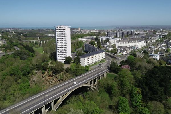 La cité briochine comptait 45.000 habitants en 2016. Population qui ne cesse d'augmenter depuis les confinements.