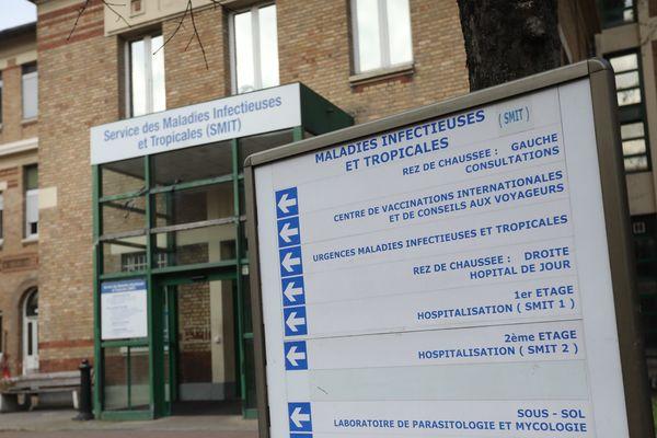 Plusieurs patients atteints par le virus sont actuellement hospitalisés à l'hôpital Bichat dans le 18e arrondissement de Paris.