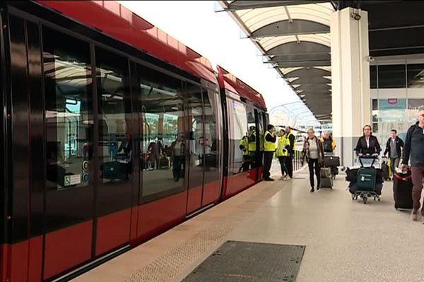 Pas de tramway en circulation pour la journée de grève du 5 février