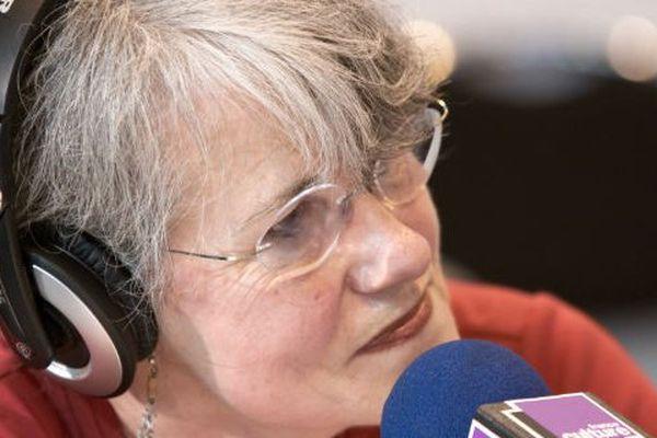 Marie-Helene Fraisse au Salon du livre de Paris 2010