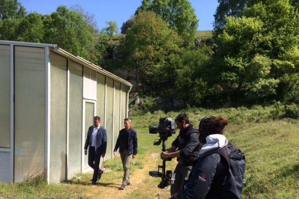 A la Source de Jolival en Charente