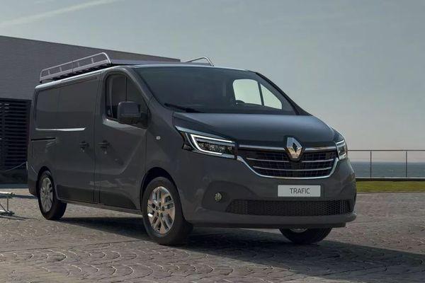 Le nouveau Renault Trafic sera produit dans l'usine de Sandouville près du Havre.