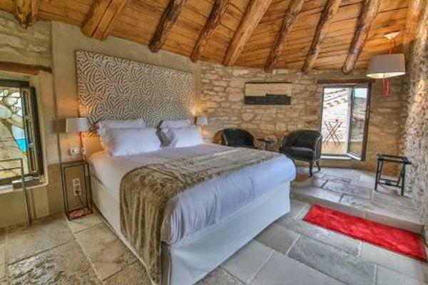 La maison du passage à Martignargues a reçu la palme du meilleur hôtel français par le site Tripadvisor- 23 janvier