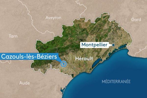 Cazouls-lès-Béziers (Hérault)