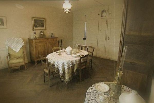 La maison du patrimoine de Remoray