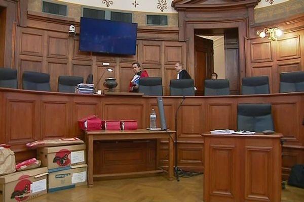 Le procès s'est ouvert le 4 février 2019 devant la cour d'assises de l'Eure