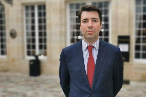 Ronan Laborde, le président de l'Union des Grands Crus de Bordeaux © Jean-Pierre Stahl