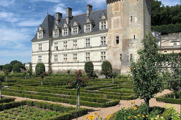 Le Château et les jardins de Villandry