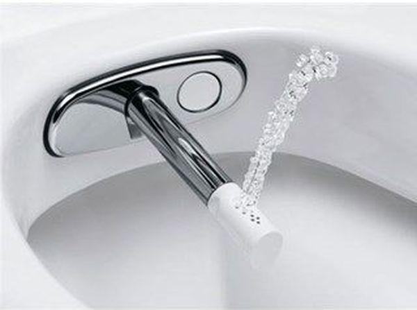 Les toilettes à jet a une meilleure empreinte écologique que le papier