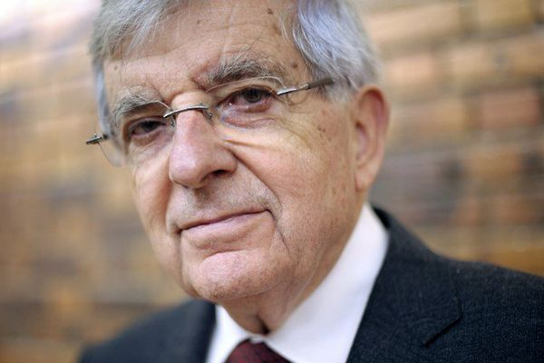 Jean-Pierre Chevènement, ancien maire de Belfort