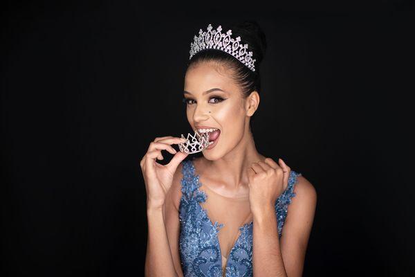 Le 14 décembre prochain, à Marseille, Meïssa Ameur représentera l'Auvergne au concours Miss France.
