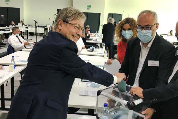 François Grosdidier est le nouveau président de Metz Métropole