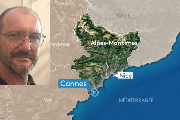 Patrice Cottais, un Cannois, a disparu le 25 décembre 2019 au matin