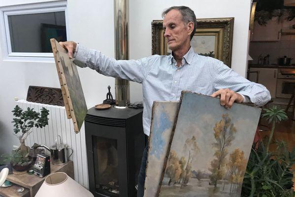 Stéphane Wislin, l'un des descendants de Charles Wislin. Avec ses deux sœurs, il espère faire revivre le nom de son ancêtre.
