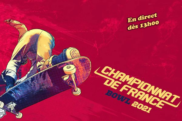 Skateboard. Suivez en direct les championnats de France Bowl 2021 à Chelles