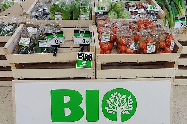 74% des provençaux mangent bio au moins une fois par mois.