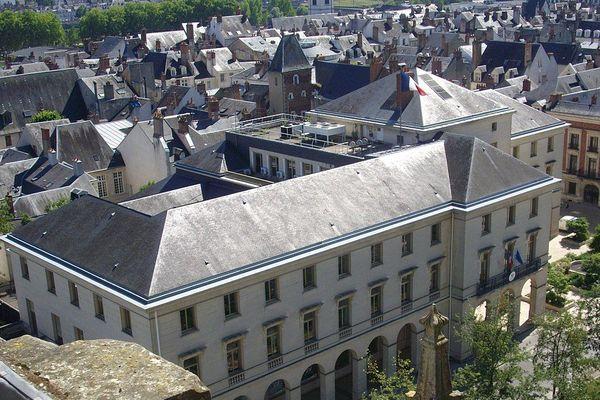Hôtel de région du Centre-Val de Loire