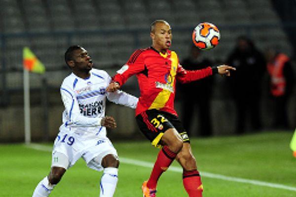 Auxerre 1 - 2 Lens