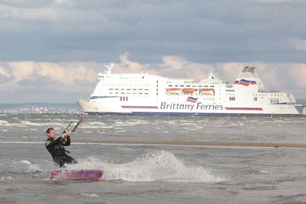 La ligne Ouistreham Portsmouth surfe sur le succès