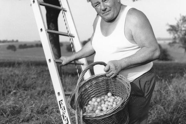 Rémi Noblet est agriculteur et cueilleur à Jonval