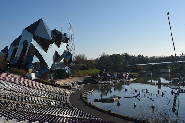 Parc du Futuroscope - Poitiers