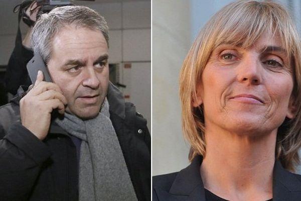 Xavier Bertrand s'est déclaré candidat pour l'UMP. Valérie Létard a été pressentie pour représenter l'UDI, mais elle ne s'est pas déclarée.