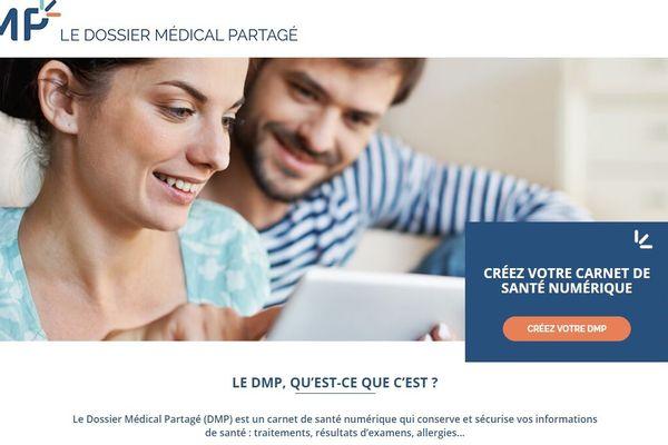 Agnès Buzyn a relancé ce 6 novembre le dispositif du dossier médical partagé