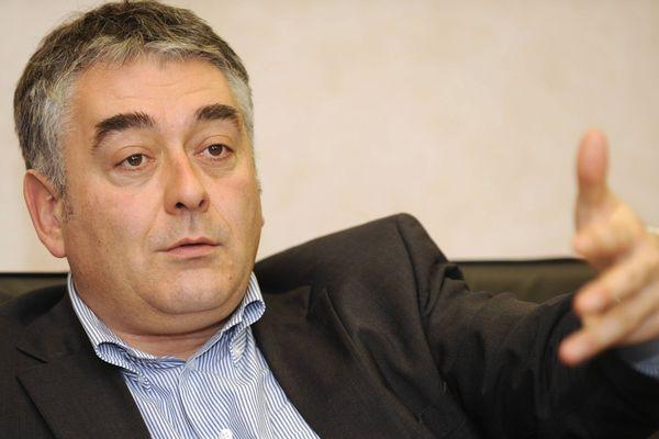 Gilles Bourdouleix, le député-maire de Cholet