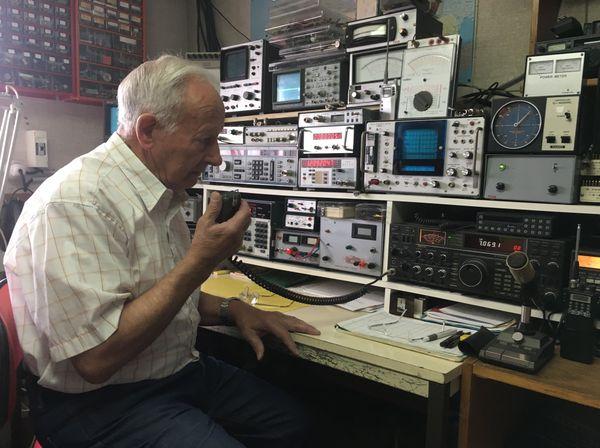 Internet et l'arrivée des téléphones portables ont donné un petit coup de vieux à la radio longue distance en 2020
